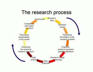Report writing method methodology procedure